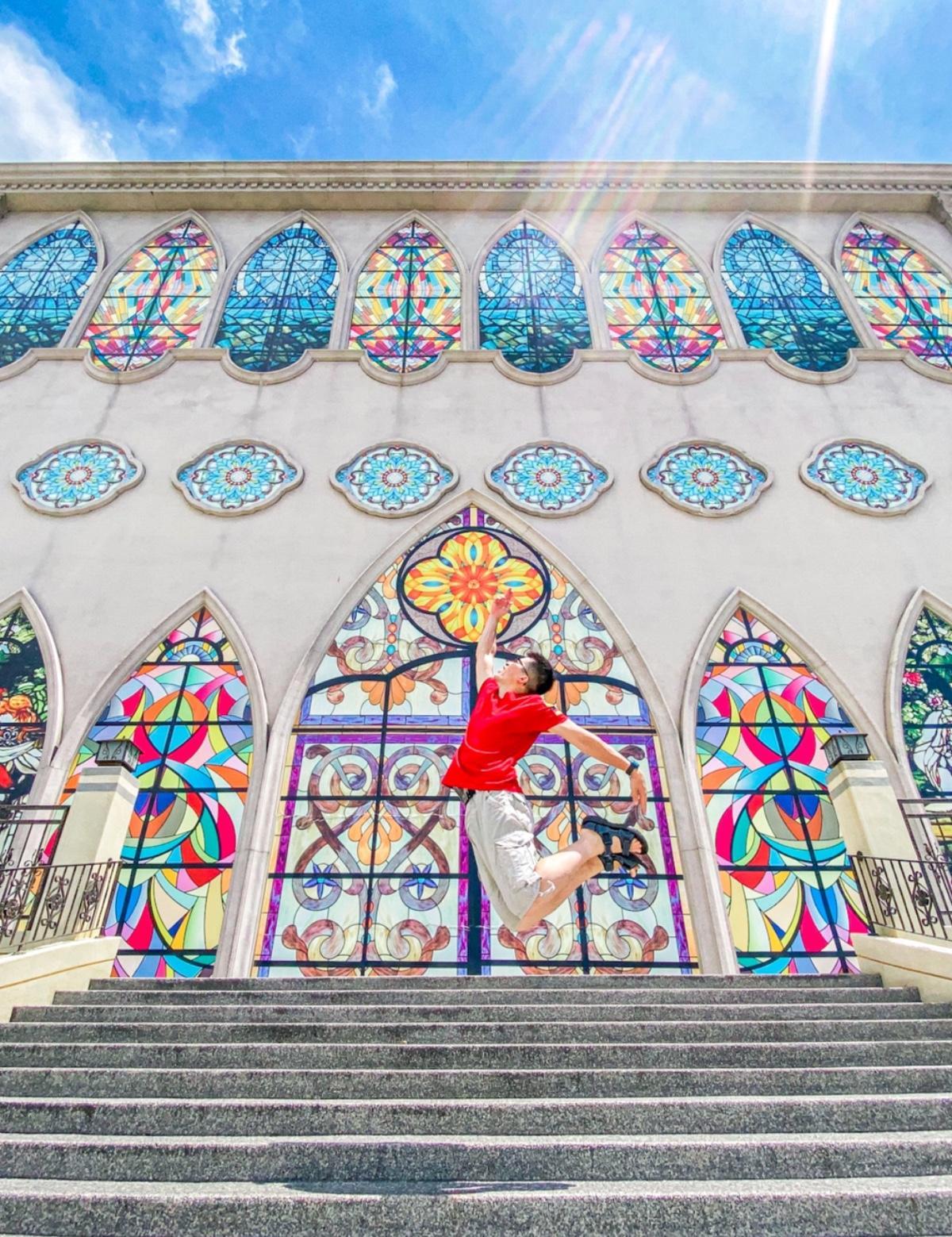 彷彿置身歐洲教堂的「情定城堡」|PopDaily 波波黛莉