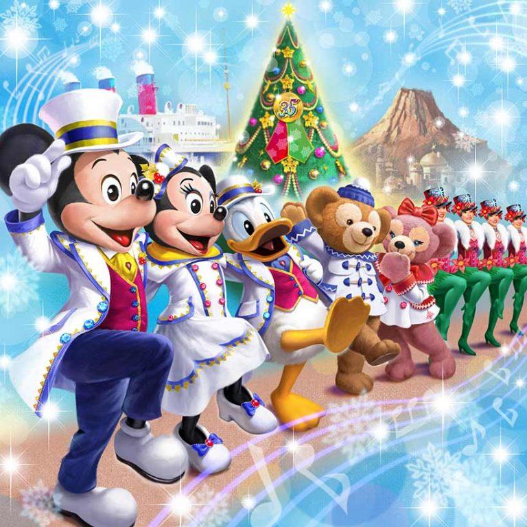 2018年東京迪士尼樂園聖誕節活動消息曝光!限定商品及活動速報必看 | PopDaily 波波黛莉的異想世界