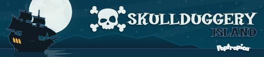 Skullduggery Island