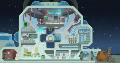 Lunar Colony Tour & Video Trailer – Poptropica.com