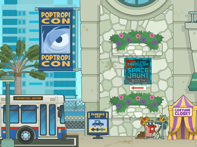 Poptropicon Game Play #1