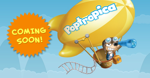 Poptropica Blimp Toy Coming Soon