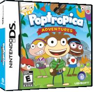 Poptropica Adventures Box art