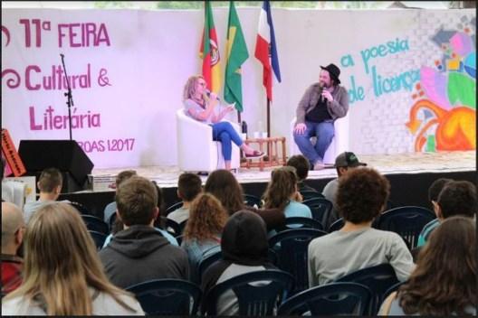 Image result for tres coroas feira cultural e literária