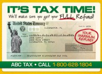 29 Brilliant Tax Preparation Direct Mail Postcard ...