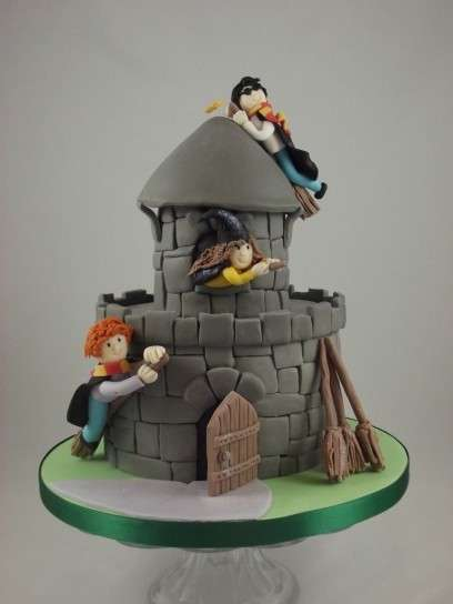 Foto Torte Harry Potter