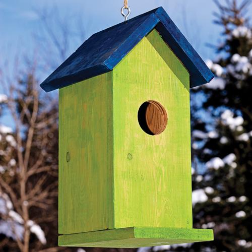 Plans pour fabriquer un nichoir pour les oiseaux  Je Jardine