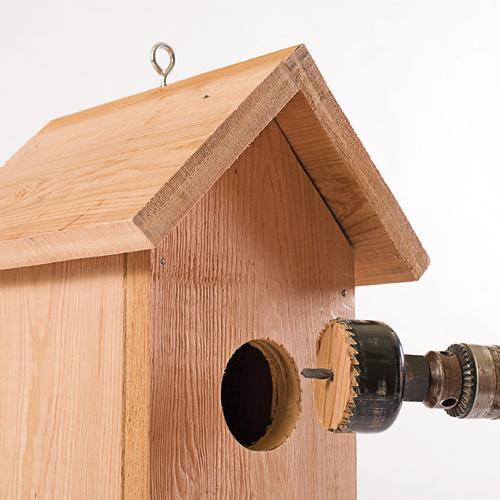 Plan pour fabriquer un nichoir pour les oiseaux  Je Jardine