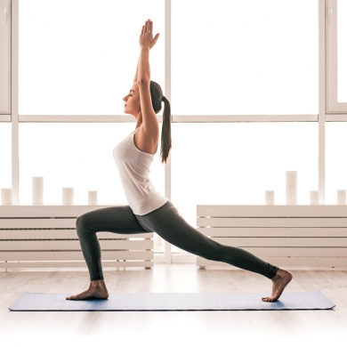 What are some of the easy Yoga exercises one can do to improve health? 9
