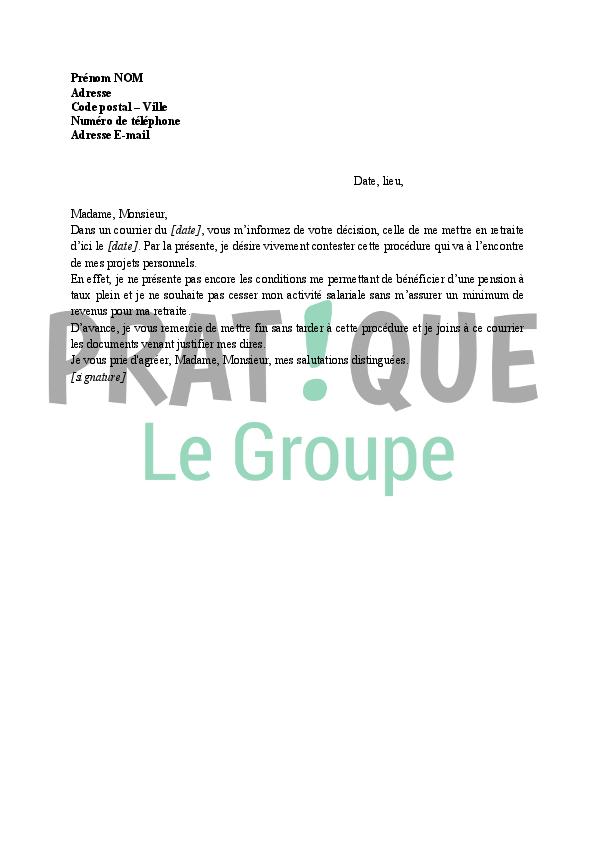 exemple un exemple de lettre exemple de lettre