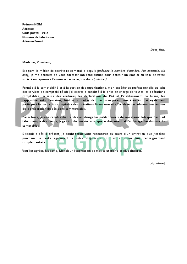 photo modele lettre de motivation emploi lettre de motivation