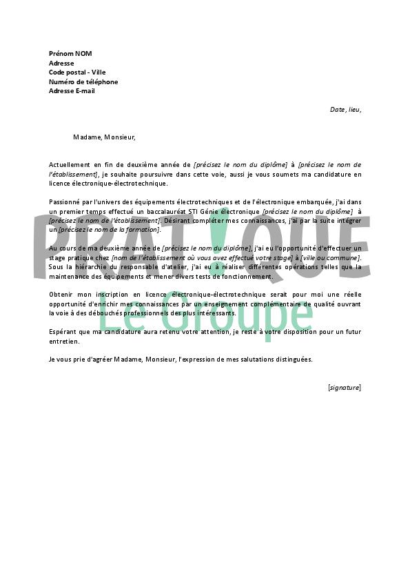 photo modeles lettres de motivation modele lettre