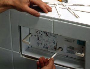 WC suspendu  installation dun wc suspendu mesures hauteur support mcanisme  Pratiquefr