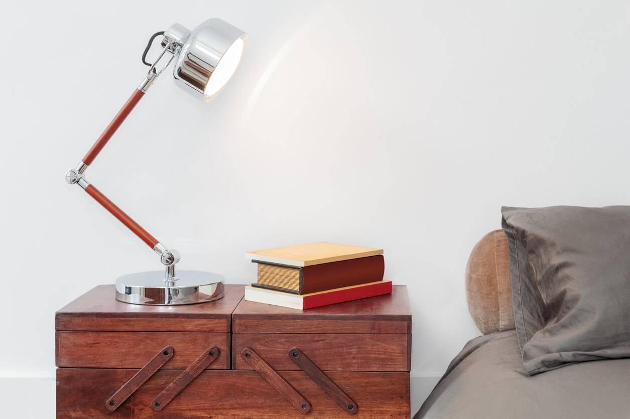Fabriquer une table chevet originale  Pratiquefr