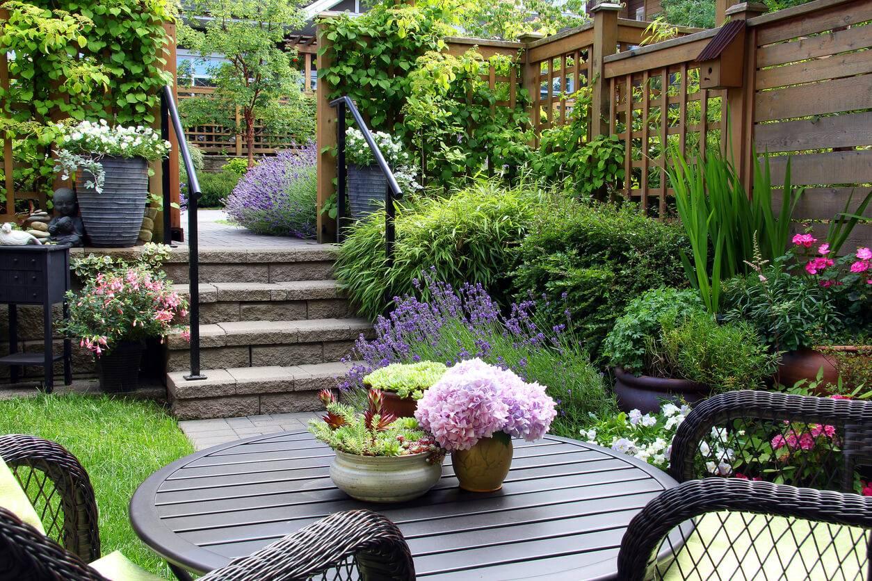 Garden staging  la nouvelle tendance pour mieux vendre sa maison  Pratiquefr