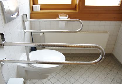 Barre dappui  installer une barre dappui dans la salle de bain  Pratiquefr