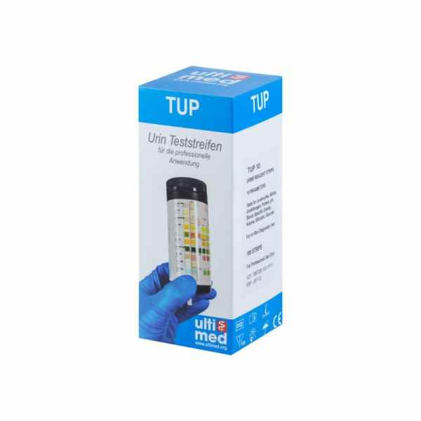 Tup10 Urine Test Strips Urinalysis Products