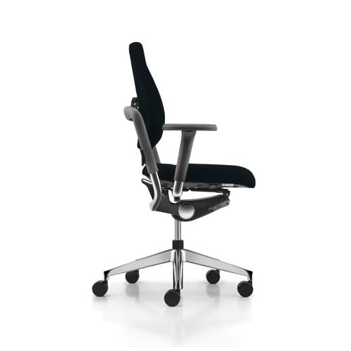 xenium swivel chair big joe roma bean bag reviews rohde grahl ergonomic office chairs and other duo back basic with dynamic pelvis support