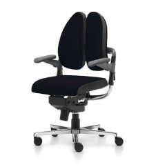 Xenium Swivel Chair Revolving Ergonomic Duo Back Freework Chairs And Other Medical Furniture Office With Mechanism