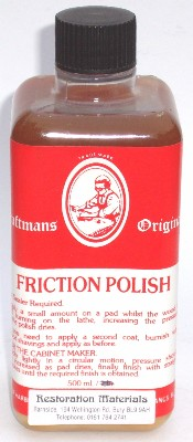 Friction Polish Uk