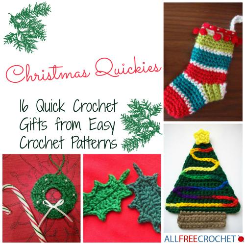 crochet christmas chair covers old folding rocking allfreecrochet com