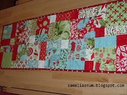 Deck The Halls 8 Free Christmas Quilt Patterns