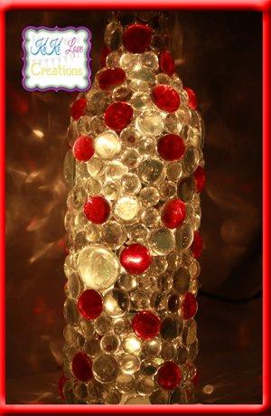 Illuminated Wine Bottle  FaveCraftscom