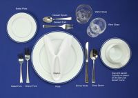 Table Settings For Breakfast & Formal Breakfast Table ...