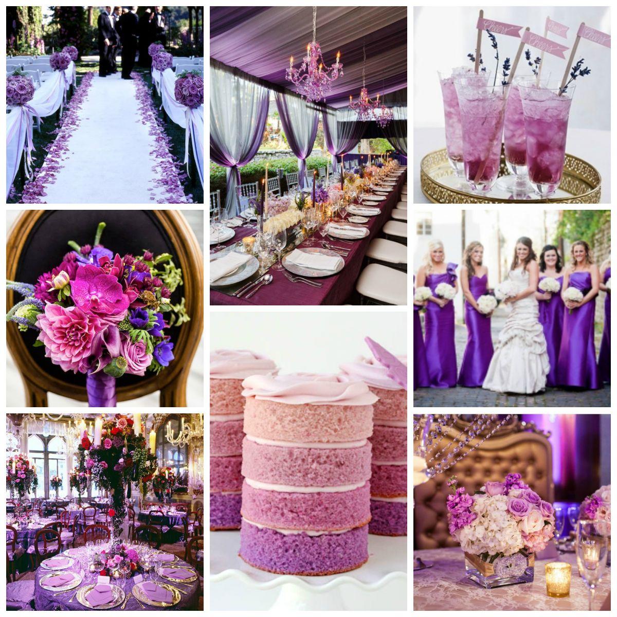 Wedding Color Schemes for 2014  AllFreeDIYWeddingscom