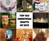 home made christmas crafts