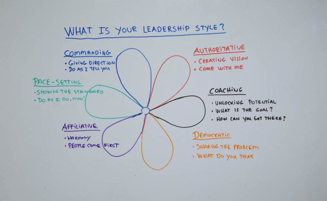 What Is Your Leadership Style Projectmanager