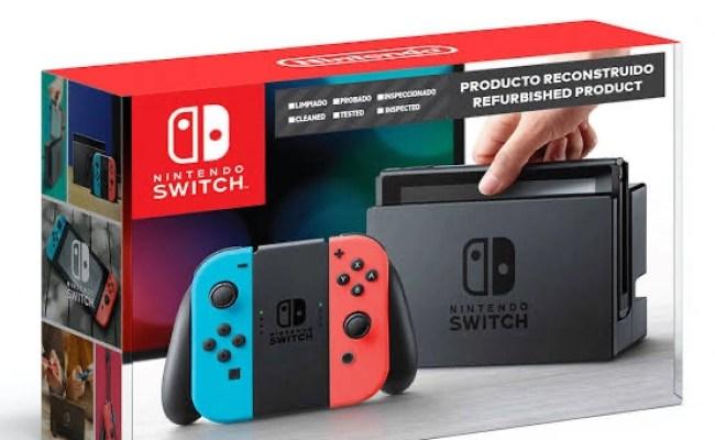 Bodega Aurrerá Nintendo Switch 2 939 02 Refurbished