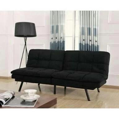 sofa cama individual mexico df new cushions sagging walmart kitchen and bedroom interior design mainstays memory foam negro promodescuentos com rh
