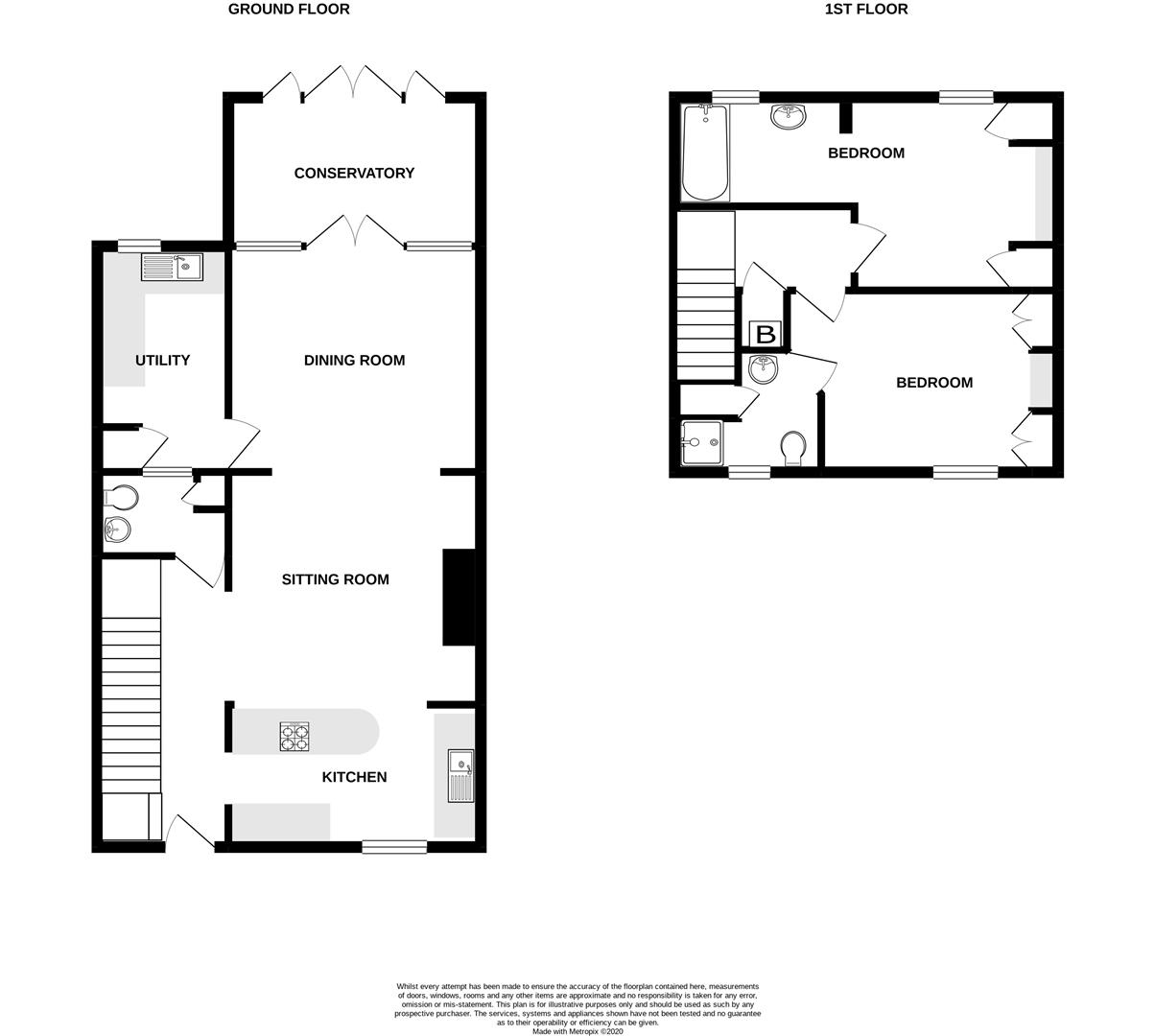 2 bedroom House for sale in Trewoon