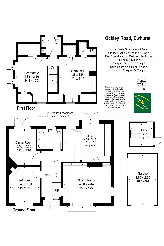 3 Bedroom House For Sale In Ewhurst