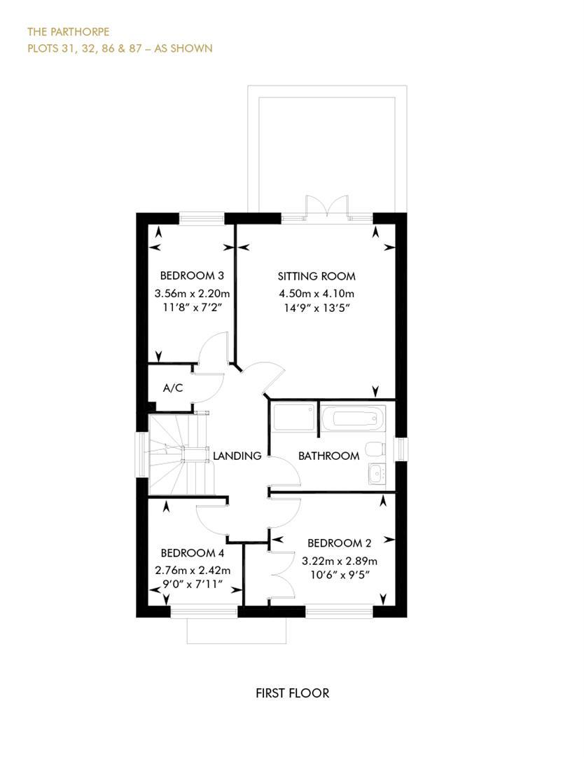 4 bedroom Detached House for sale in Sandy