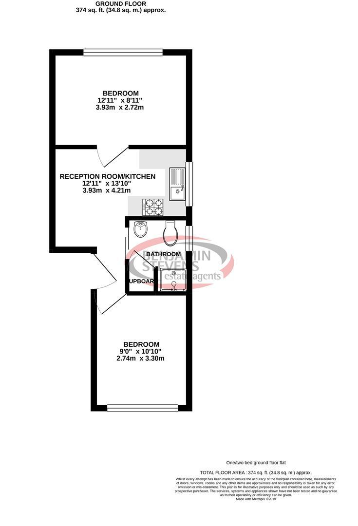1 bedroom Flat for sale in Edgware