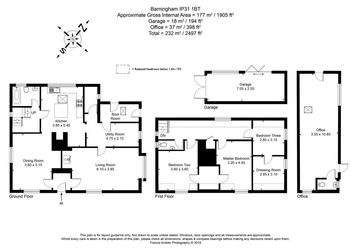 4 bedroom Cottage for sale in Bury St Edmunds