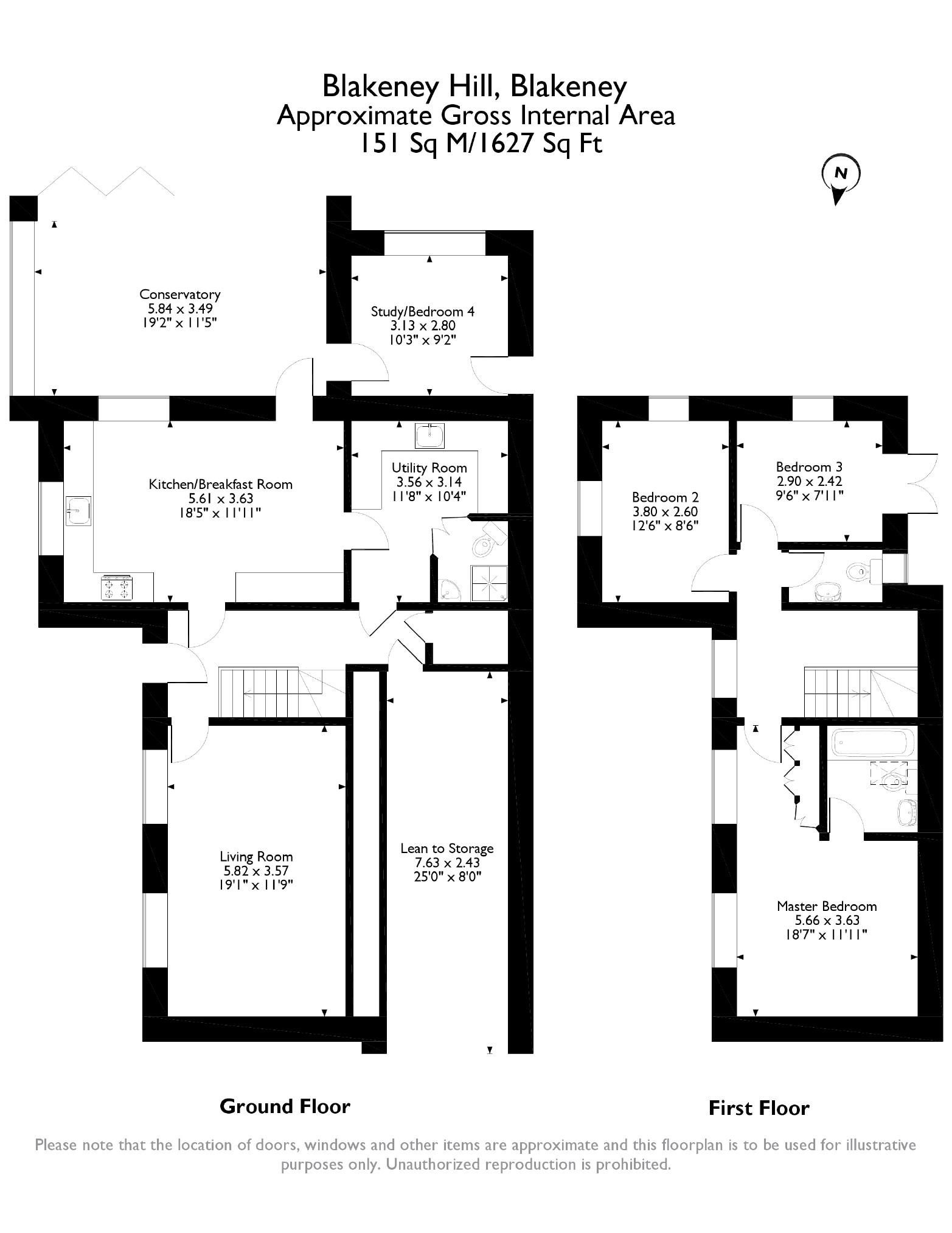 4 bedroom Detached House for sale in Blakeney