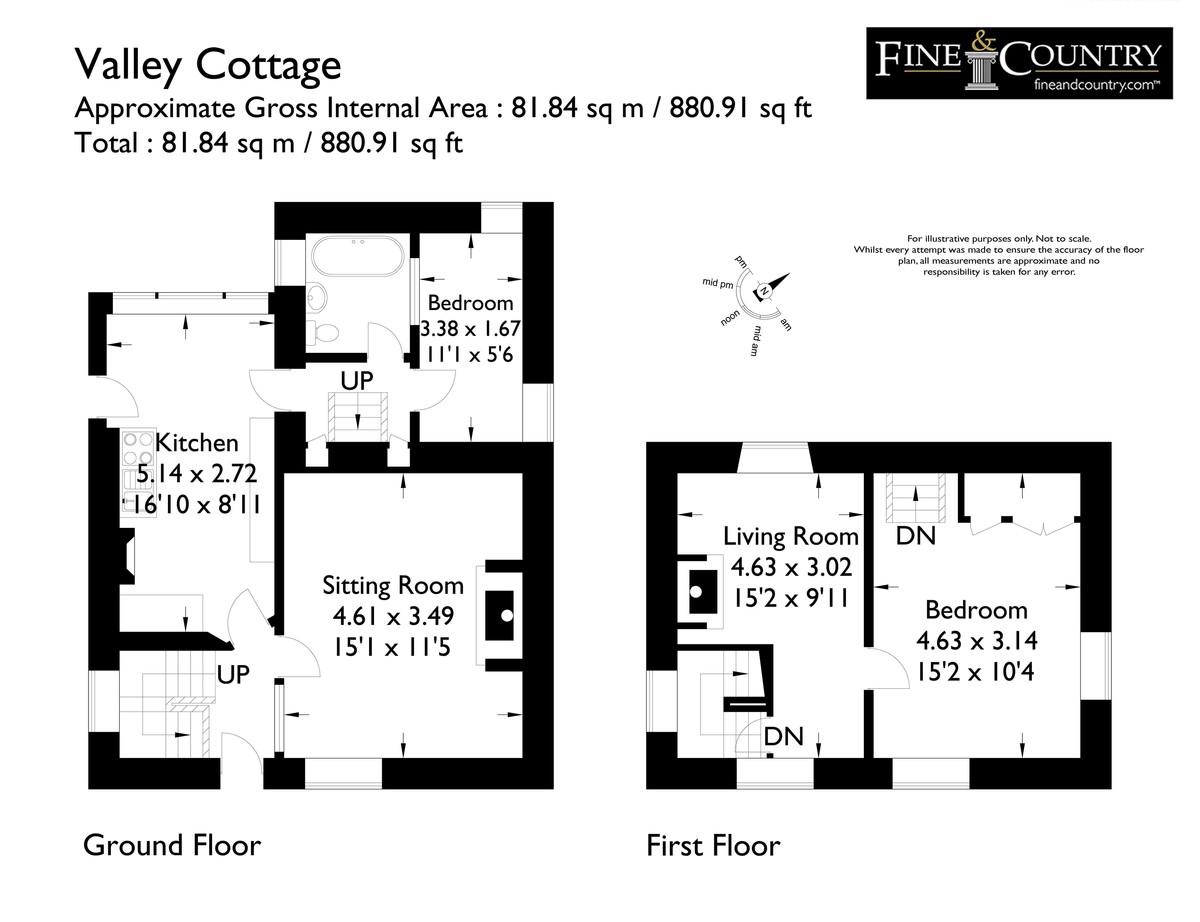 3 Bedroom Detached House For Sale In Gressingham Lancaster