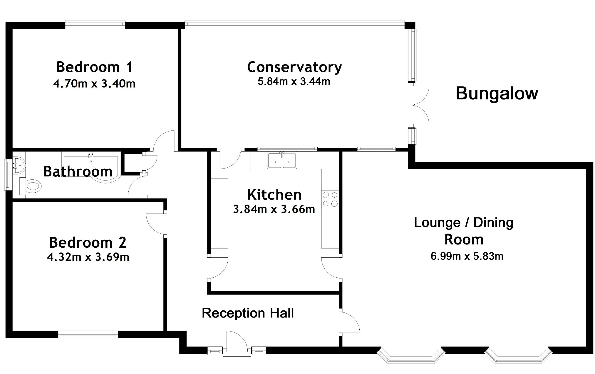 6 bedroom Detached House for sale in Langstone