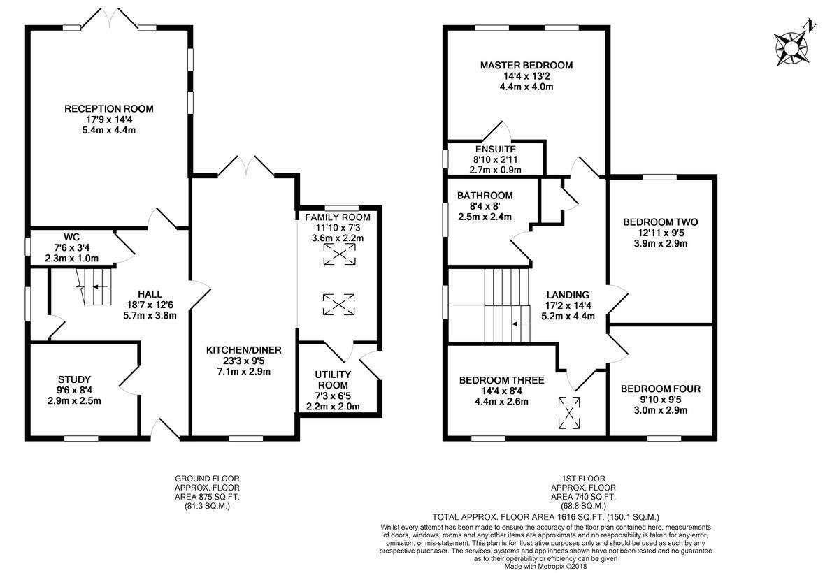 4 Bedroom Detached House For Sale In Downham Market