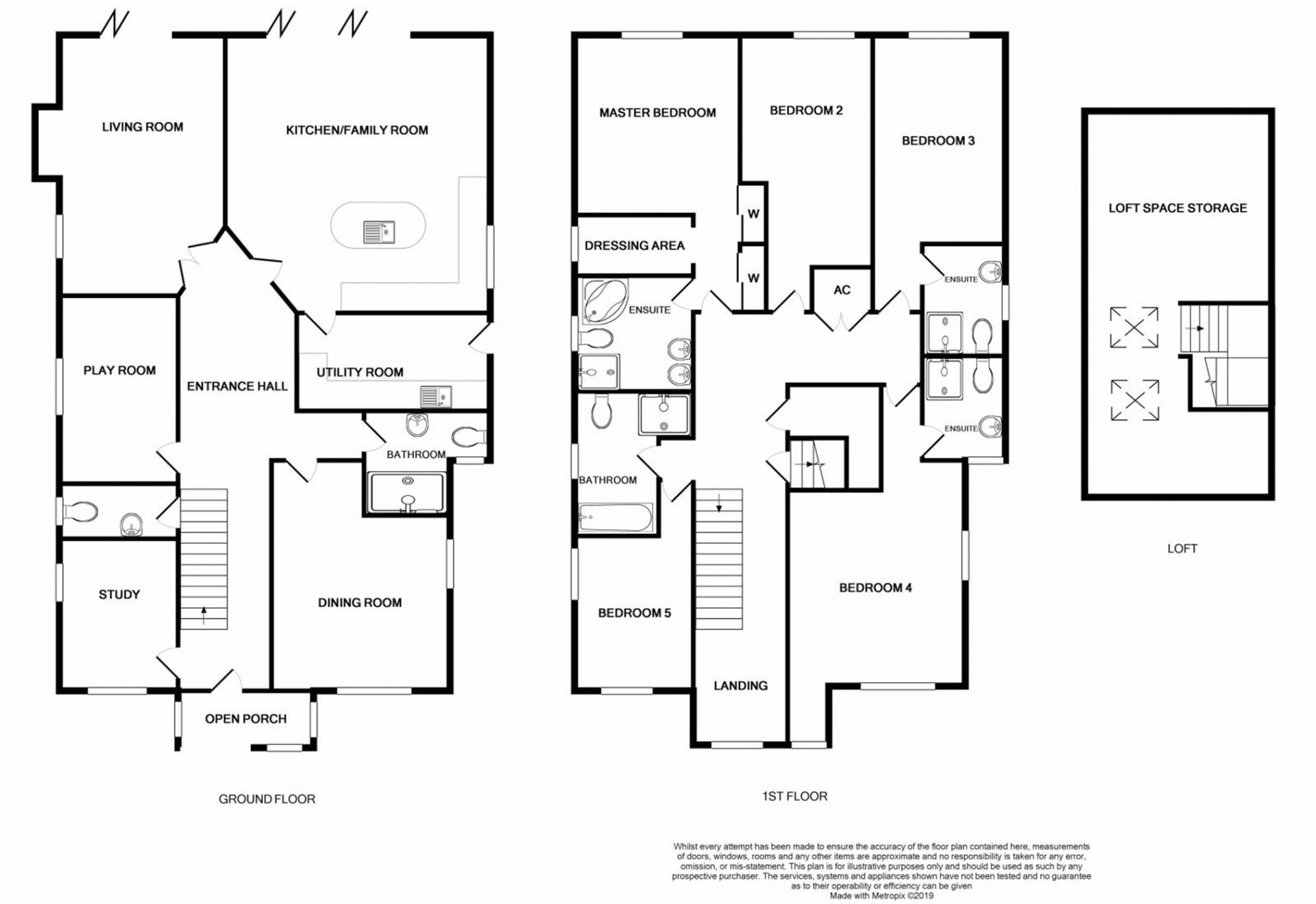5 bedroom Detached House for sale in Kent