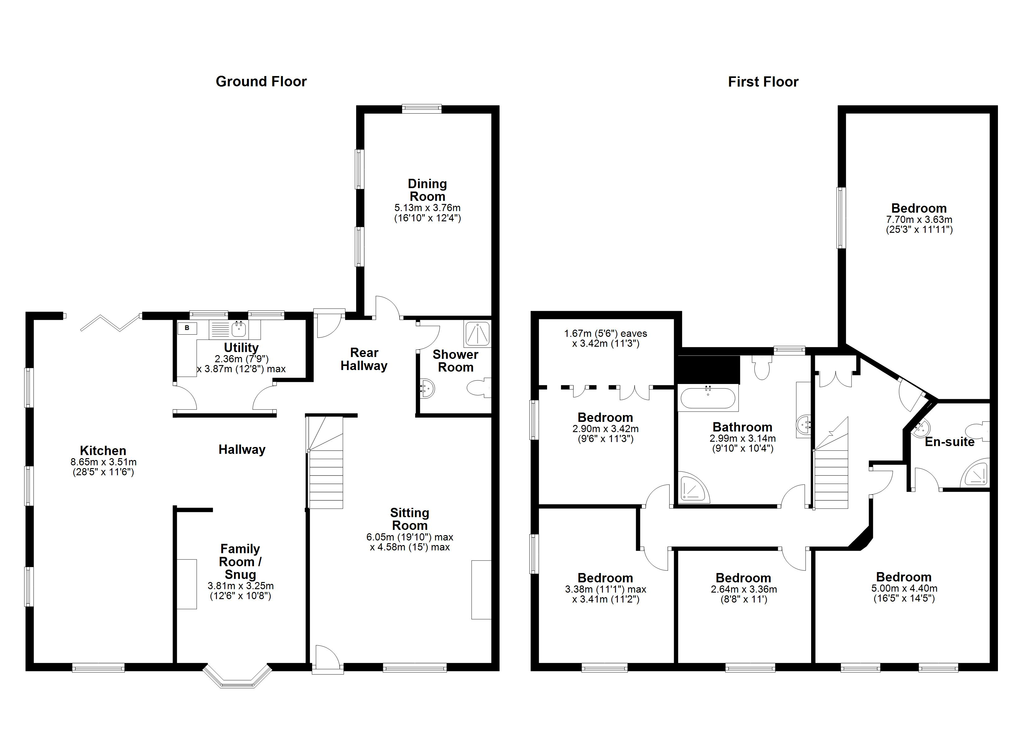 5 Bedroom House For Sale In Newport