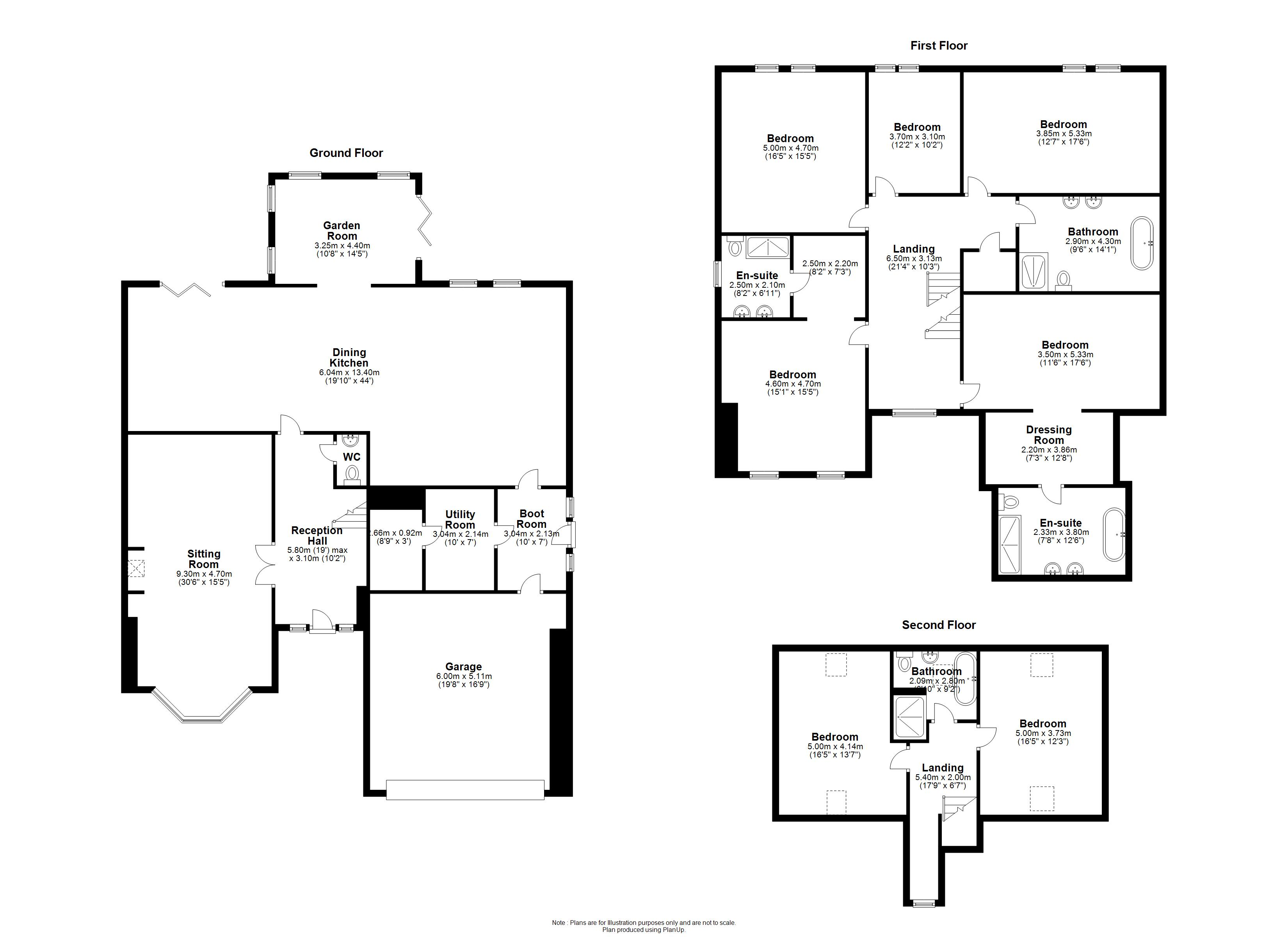 7 Bedroom House For Sale In United Kingdom
