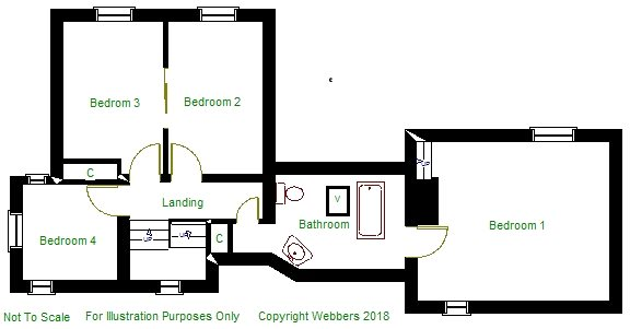4 bedroom Detached House for sale in Devon