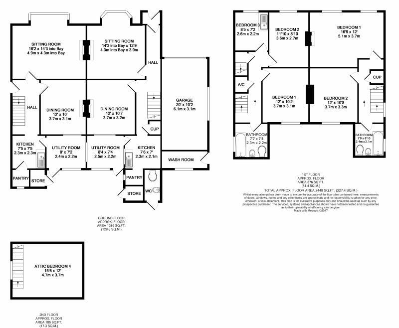 2 bedroom Semi-Detached House for sale in Watchet