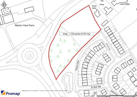 Land for sale in Winsford