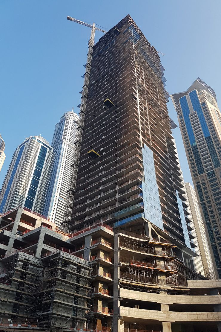 The Residences at Marina Gate Guide  Propsearch Dubai