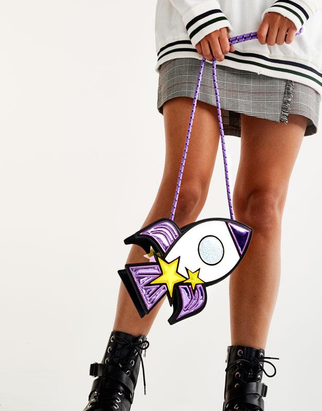 Rocket mini crossbody bag